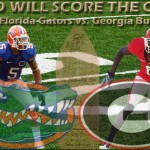 Week 9: No. 1 Florida Gators vs. Georgia Bulldogs