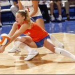 Milestone reached as volleyball sweeps Arkansas