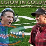 Week 11: No. 1 Florida Gators at South Carolina