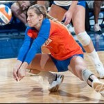 No. 13 volleyball takes down No. 10 Kentucky