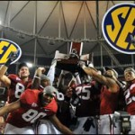 Tide roll Gators 32-13 to win SEC Championship