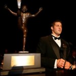 Tim Tebow takes home 2009 Campbell Trophy