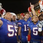 Nine Gators named to All-SEC coaches' team