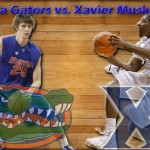 Gameday: Florida Gators vs. Xavier Musketeers