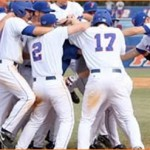 Baseball completes three-game sweep of USF