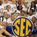 SIX BITS: SEC titles, softball sweep, gymnastics