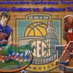 2010 Southeastern Conference Tournament Rd. 1 Gameday: Florida Gators vs. Auburn Tigers