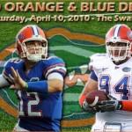Florida Gators 2010 Orange & Blue Debut Preview