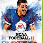 Tim Tebow's second NCAA Football 11 cover