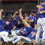 No. 4/5 Florida baseball clinches 2010 SEC title with 5-2 victory over No. 6/7 South Carolina