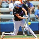 Enea breaks SEC, Florida home run records; Gators softball sweeps Gamecocks in finale