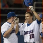 Six home runs help Gators dominate Owls 15-0