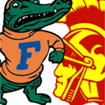 UF accused of illegal contact with USC RB Baxter