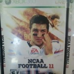 Tim Tebow's NCAA 11 cover spoofed in Alabama