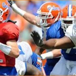 Florida Gators 2010 Fall Practice Preview