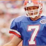 "QB Danny Wuerffel: ""The opportunity to play for coach Spurrier – too much to pass up."""