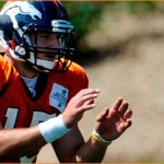 Reports: Broncos pick Orton to start over Tebow