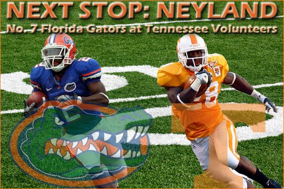 Florida Gators Location