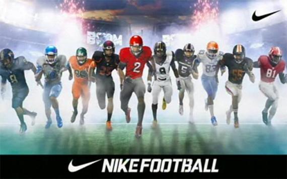 Nike Pro Combat Uniforms College Football Wallpaper Hd