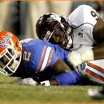Gators run over by Bulldogs, drop third straight