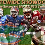 Week 13: Florida Gators at Florida St. Seminoles