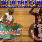 No. 14 Florida Gators vs. Florida State Seminoles