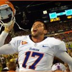 Florida punter Chas Henry wins Ray Guy Award