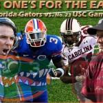 Week 11: No. 22 Florida vs. No. 23 South Carolina