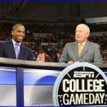 ESPN College GameDay in Gainesville on Feb. 5