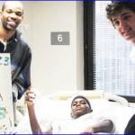 FOUR BITS: Pouncey, Westbrook, Stewart, Shands