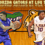 No. 14 Florida Gators at LSU Tigers Gameday