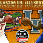 No. 23 Florida vs. No. 11 Kentucky Gameday