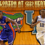No. 13 Florida at No. 22 Kentucky Gameday