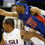 Florida, sans Parsons, tops LSU 68-61 on road