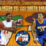 2011 NCAA Tournament: (2) Florida vs. (15) UCSB