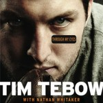 "Tebow's memoir ""Through My Eyes"" gets a cover"