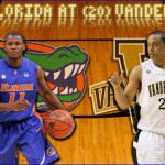 No. 14 Florida at No. 20 Vanderbilt Gameday