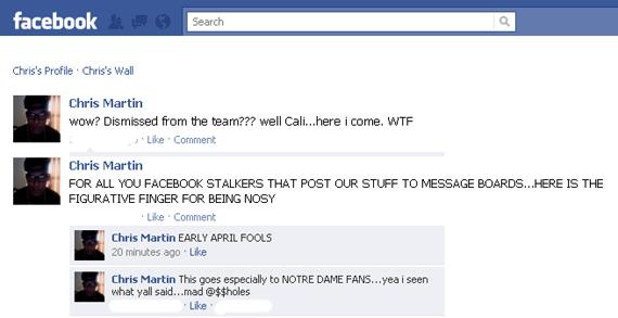 Best April Fools Jokes To Put On Facebook