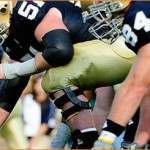 Notre Dame C Wenger may transfer to Florida