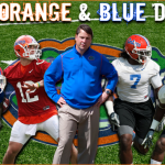 Blue tops Orange 13-10 at Gators spring game