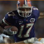 Former Florida WR Reche Caldwell arrested