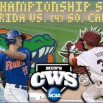 2011 College World Series Championship Series: No. 2 Florida vs. No. 4 South Carolina – Game 2