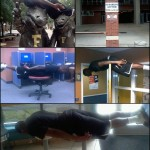 Planking spreads beyond Florida football