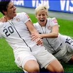 Wambach's game-winning goal advances U.S. to 2011 Women's World Cup finals on Sunday