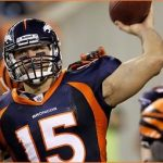 Could Tim Tebow start Sunday for the Broncos?