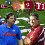 #12 Florida Gators vs. #2 Alabama Gameday