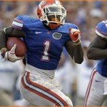 Rainey storms No. 16 Gators past Vols 33-23