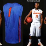 Florida basketball to introduce new uniforms