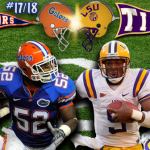 No. 17 Florida Gators at No. 1 LSU Gameday