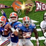 Florida Gators vs. Florida State Seminoles